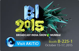 Broadcast India Show 2015