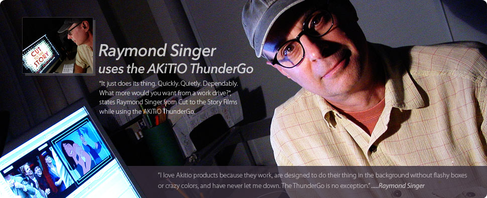 AKiTiO ThunderGo