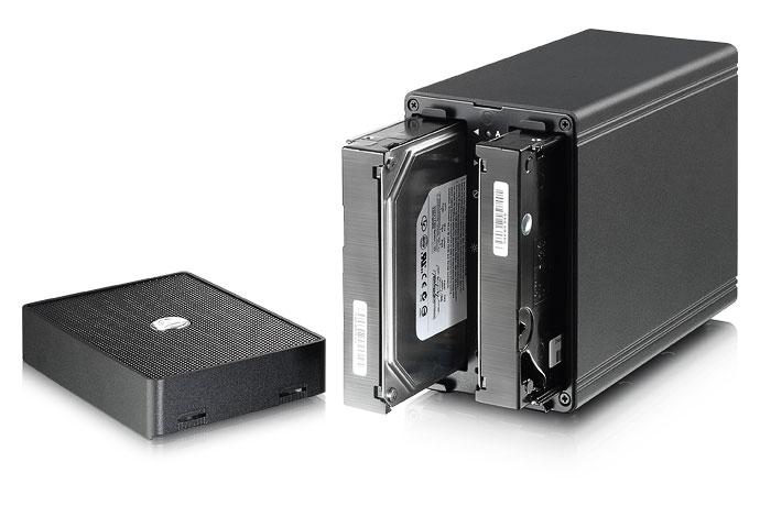 Dual-Bay RAID Enclosure