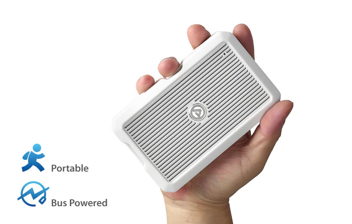 Portable 10GbE Network Adapter