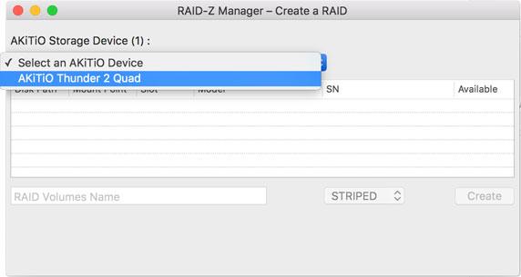 raidz manager 03