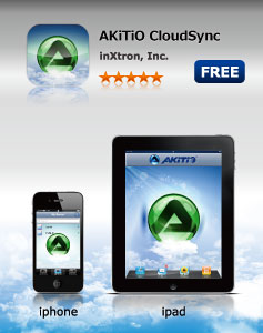 Mobile App for Cloud Hybrid | AKiTiO