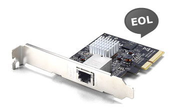 5-Speed 10G/NBASE-T PCIe Network Card