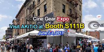 Cine Gear Expo 2017