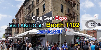 Cine Gear Expo 2018