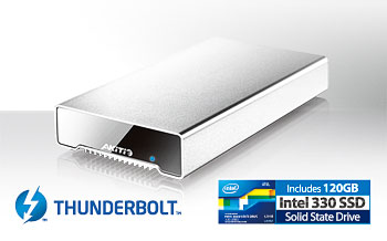 Neutrino Thunderbolt with SSD