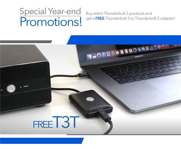 Special Year-end Promotions
