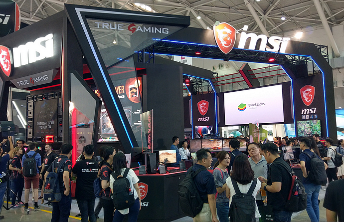 2018 computex in akitio 17