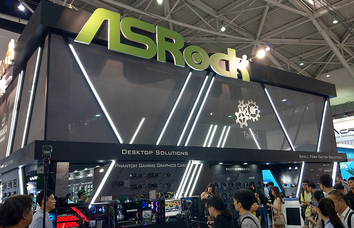 2018 computex in akitio 19