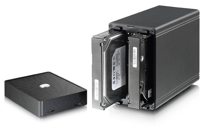 Dual-Bay RAID Enclosure