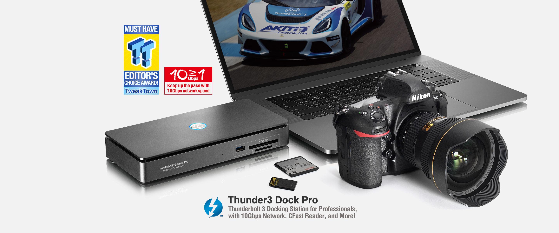 Thunder3 Dock Pro
