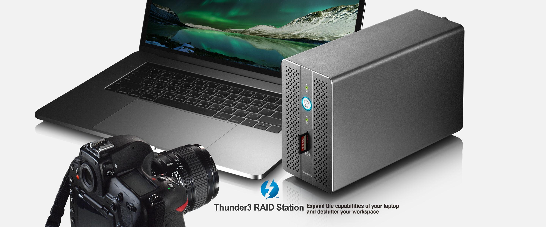 Thunder3 RAID Station