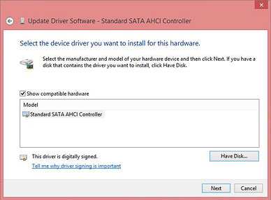 Marvell Sata Controller Driver