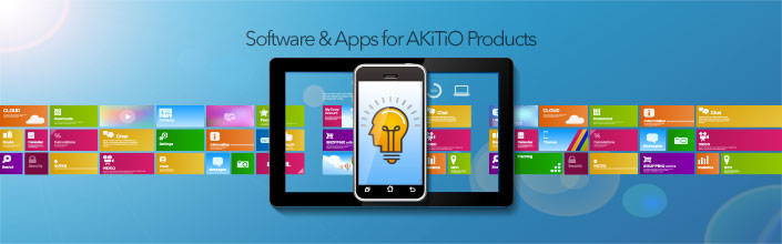software by akitio